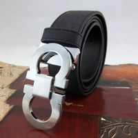 Wholesale genuine leather Belts men s belt leather belt Waistband