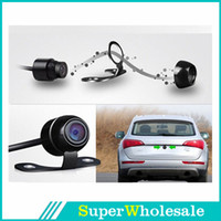 Wholesale Butterfly Style External Mounting Car Rear Camera CCD HD Rear Camera Out cell Rear View Camera Infrad Camera