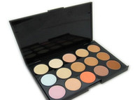 Wholesale New Professional Color Concealer Camouflage Makeup Palette makeup eyeshadow palette DHL Free