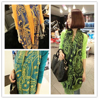 Wholesale 4 Colors High Quality Woman Fashion Persian Pattern Voile Scarves New Arab Silk Scarves Women Spring Autumn Voile Scarves