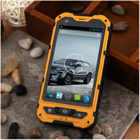 Wholesale Land Rover A8 IP68 Waterproof G Smart Phone Android MTK6572 Dual Core SIM Gorilla Glass Inch IPS Unlocked