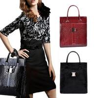 animal print hobo bags - S5Q LadyTote Shoulder Bags Women Crocodile Pattern Hobo Luxury Handbag AAACXT