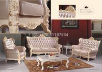 Wholesale K2196 European style sofa sets high grade living room sofa set sectional sofa