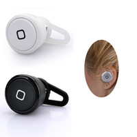Cheap S5Q NEW World Smallest Bluetooth Headset Bluetooth For cell phone Iphone Samsung HTC AAACRL