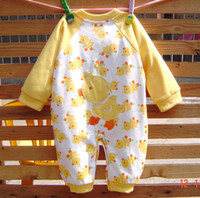Cheap Autumn 2013 children's clothing and other merchandise sleeved leotard cows Romper Romper jumpsuit 70-100 yards