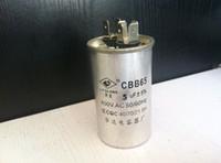 Cheap AC Motor Capacitor Air Conditioner Compressor Start Capacitor CBB65 450VAC 5uF-100uF
