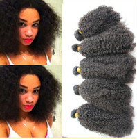 Cheap 6A new style afro kinky curly virgin hair free shipping malaysian hair sale cheap maylasian human hair malaysian hair bundles cabelohumano