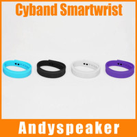 Wholesale 10pcs up New i7 Cyband Smart Bracelet Bluetooth Smart Wristband with Activity Tracking Colorful for IOS Android