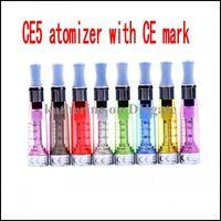 СЕ5 распылитель 1,6 мл клиромайзер с Марком CE и сертификации ROHS E сигареты различных цветов Наличие на складе