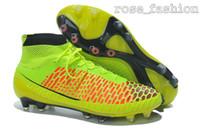 Best Soccer Shoes Magista Obra FG Cheap Football Shoes Men S...