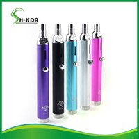 Cheap 2014 Newest ET-I E Cigarette kits Electronic Cigarette with 1.5ml Hidden atomizer 1100mAh 14650 battery e cigarette kit kits