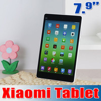 Cheap hotsale Xiaomi MiPad NVIDIA Tegra K1 Quad Core 2.2GHz 7.9 Inch Retina Screen 2048*1536 Android Tablet PC 2G RAM 16G ROM Android 4.4