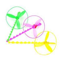 plastic windmill toy - Plastic urbanites windmill hadnd ufo flywheel toy toys for children min order USD