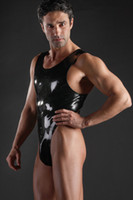 latex - USPS rubber latex swimsuit rubber swimsuit mens swimming wear latex gear latex clothing rubber costume latex cosplay