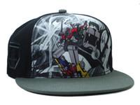 dc hats - Cheap Voltron Snapbacks Popular Adults Cartoon Hat Cap Marvel Dc Comics Snapback Hats Mens Womens Caps