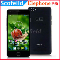 Wholesale Elephone P6i MTK6582 Quad Core Inch IPS QHD Android Cell Phone Smartphone G RAM G ROM MP G GPS OTG Android