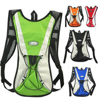 Wholesale Hydration Pack Water Rucksack Backpack Cycling Bicycle Bike Outdoor Sport Bladder gift Camping Hiking Bag