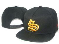 Cheap 2013 new ssur black red blue baseball snapback hats and caps for men compton fuck sports hip pop cap mens fashion summer sun hat
