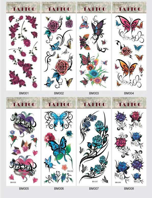 Kids temporary tattoos for Temporary tattoos kids