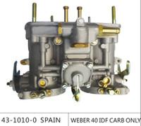 Wholesale Auto Carburetorr for WEBER IDF CARB with trumple air horn