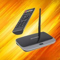Wholesale XBMC Installed T R42 Bluetooth RK3188 Quad Core Android Mini PC CS918 Google Smart TV BOX GB DDR3 RAM GB WIFI Airplay DLNA