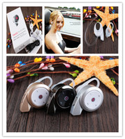 Cheap DHL Free Mini snail magic sound Noise Isolating Wireless Handsfree CSR Stereo Bluetooth Headset Earphone Answer Calls & Listen Music