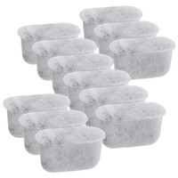 Wholesale USA Shipping12pcs Replacement Charcoal Water Filters for Cuisinart Coffee Machine