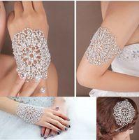 Bracelets alloy chain suppliers - Bridal Bracelets Wedding Jewelry Fashion Jewelry Suppliers Wedding Dress Accessories