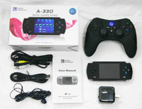dingoo a320 - OP Dingoo A330 Emulator Game Console Wirelless Controller F game king A320