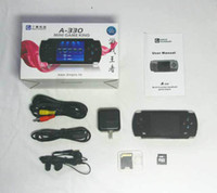 Wholesale OP Dingoo A330 built in wireless Dingux GB MIni card mini game king a320