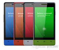 Cheap Wholesale - Cubot C9+ C9W MTK6572 Cortex A7 1.2GHz Dual Core Android 4.2 OS 4.0 inch QHD Screen 2G Cheap Unlocked Smartphone Dual Camera Qua
