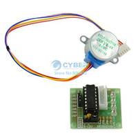 Cheap New Stepper Motor + Driver Board ULN2003 5V 4-phase 5 Line Free Shipping TK0461