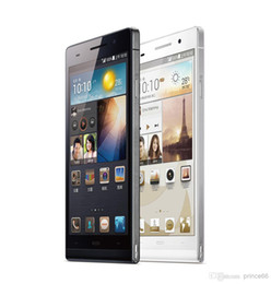Wholesale Two battery Ulefone P92 P6 MTK6592 Octa Core GHz Android OS phone inch HD Screen ROM GB With original clamshell hol