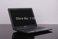 Wholesale 13 inch netbook Intel Atom D2500 dual core ultrathin laptop SSD G