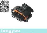 Cheap Wholesale - 50set Connector For Hyundai Tiburon 2.0L G4GC Excel X3 1.5L Accent Elantra Getz i-30 Lavita Sonata MAP Sensor