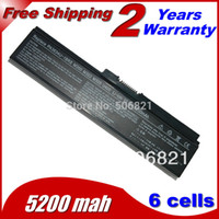 Wholesale PA3817U BAS PA3817U BRS Laptop Battery For TOSHIBA Satellite L700 L700D L730 L735 L740 L745 L750 L755 L755D L770 L770D L775