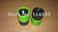 hose clip - OP Water Quick Garden Hose Pipe FEMALE Adaptor Connector Hoselock with quot Thread Fits EURO Standard Clip Water Nozzle