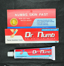 Wholesale Topical Anaesthetic Numb Tattoo g Dr Numb For Eyebrow Tattoo Ink Disposable Tattoo Needle Tattoo Kit