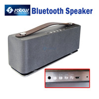 Wholesale Aluminum bluetooth speakers with handle Connect HC S2020 to Bluetooth Device dancing speaker Handsfree sound box Electronic