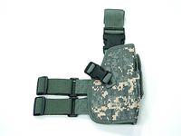 acu leg holster - OP SWAT Drop Leg Pistol Holster Airsoft Digital ACU Camo free ship