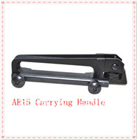 ar carry handle - OP Hunting Gear Airsoft AR Match Grade Flat Top Detachable Carrying Handle