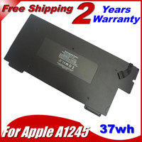 "Cheap Laptop Battery For apple MacBook Air 13"" A1237 MB003 Replace: A1245 Battery Free shipping"