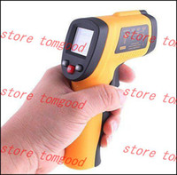 Wholesale freeshipping Temperature Instruments GAOMU GM300 Digital Non Contact Laser IR Thermometer degree to degree