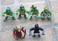 Roles abs turtles - Hot sale set Teenage Mutant Ninja Turtles Classic Collection TMNT Figures toys