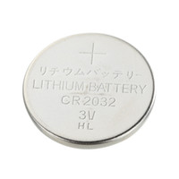 Button Cell Batteries cr2032 button battery - 3V CR2032 DL2032 lithium button cell battery with mah capacity in plate packing for electrical candles toys watches lights