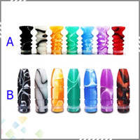 Electronic Cigarette best fashion tips - Best Ming Drip Tip EGO Colroful Acrylic Drip Tips for DCT Clearomizer Colorful Plastic Fashion Ego Mouthpiece DHL Free