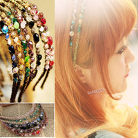 Cheap Details about Crystal Headband Hairband Daily Party Hair Accessories for Women Girls