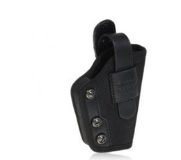Wholesale OP Best Quality Nylon Close Quarters Gun Pistol Holster Scabbard Pouch with Snap Button Closure for W64 Pistol
