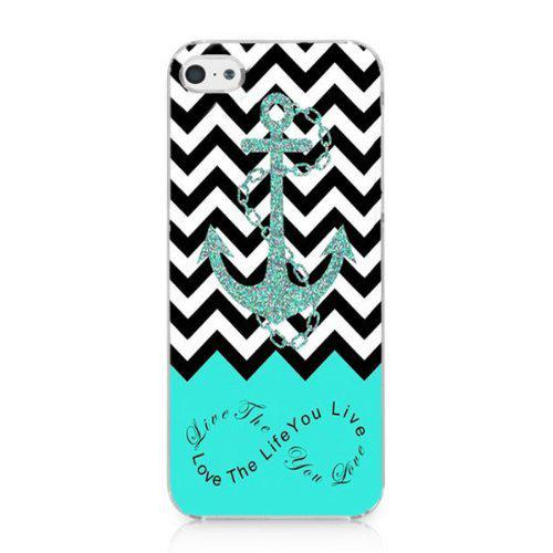 Buy 2014 Brand Anchor Chevron Retro Vintage Tribal Nebula Hard Mobile Phone Case Cover Iphone 6 5