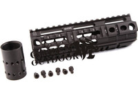 Wholesale NOVESKE inch Handguard Rail System For AEG M4 M16 Black LY14